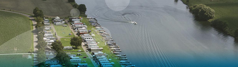Voorzieningen op watersportcamping Gravenhof header