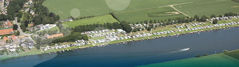 Watersportcamping Gravenhof header